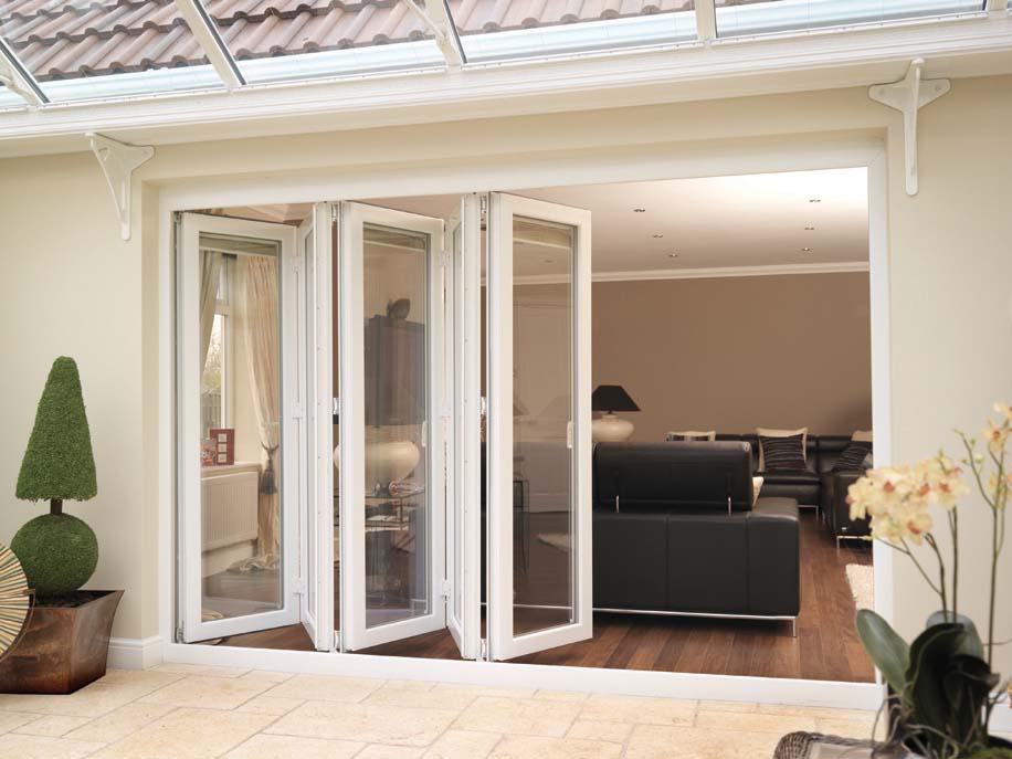Bi fold doors amazon window systems hull east yorkshire - Puertas de acordeon ...